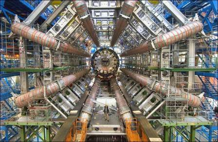 Mega Proyek The Large Hadron Collider Yang Berisiko Kiamat [ www.BlogApaAja.com ]