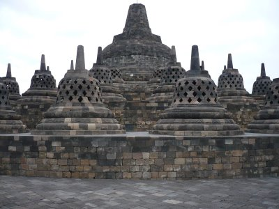 borobudur 2 Misteri Pembuatan Candi Borobudur