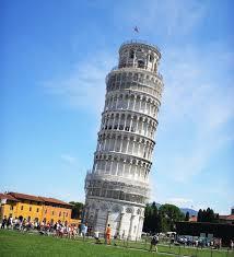 Misteri Keajaiban Dunia Sekaligus Kegagalan Konstruksi Menara Pisa